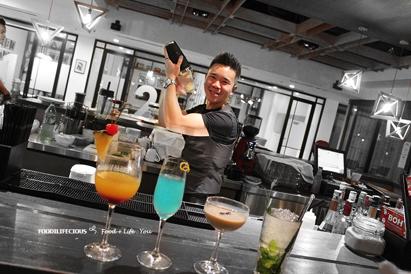Terrace Bar and Grill,The Journal KL
