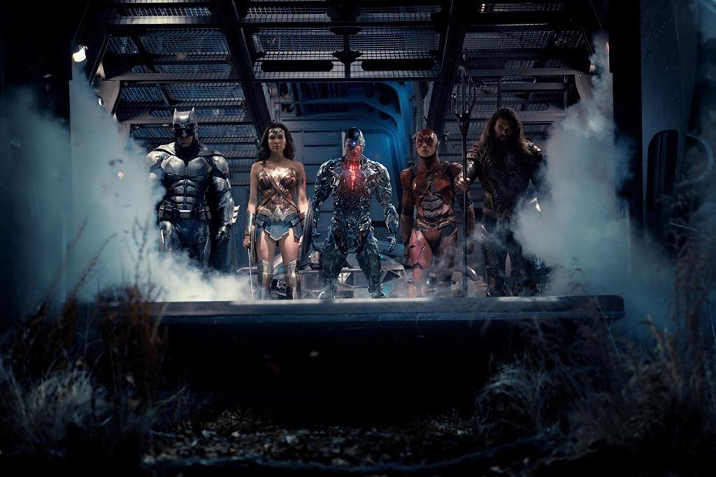 Justice League Preview