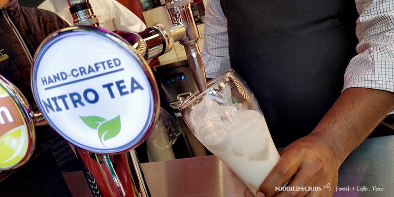 Lipton Nitro Tea