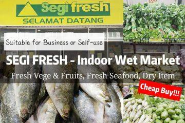 Segi Fresh