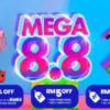 PG Mall Mega 8.8