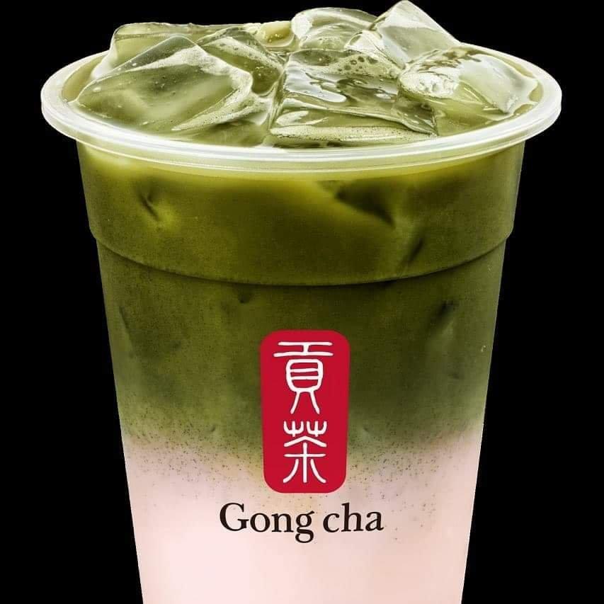 Gong Cha Strawberry